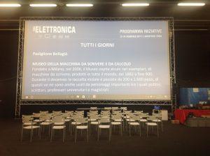 Un evento a ErbaElettronica.