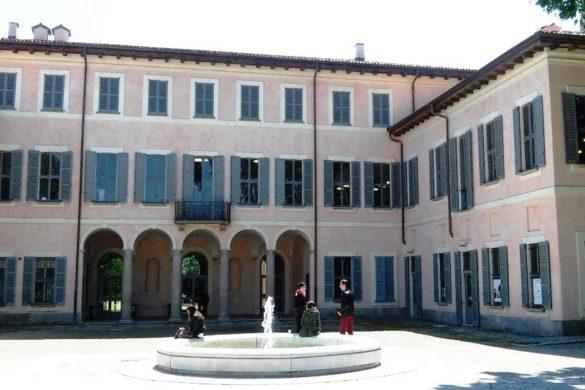 Affori-Villa-Litta-Modignani-restaurata-vista-facciata-anteriore-villa-viva